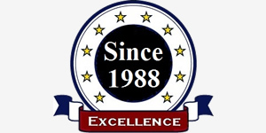 Excellence Since 1988